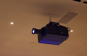 Christie M Series projectors are used throughout the facility to create stunning, vivid images.