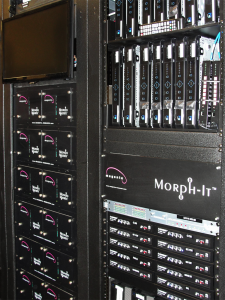 A Magenta video over Cat5 routing system coupled with Control Point's automation software gave the users of this installation far greater control in video distribution than the previous system.