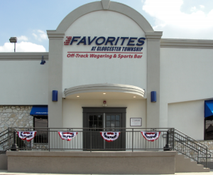 On July 2nd, 2014, Favorites at Gloucester Township off track betting facility opened its doors to the public.