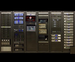Control Point Audio Video Racks