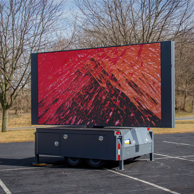 Mobile LED Video Wall Rental   Control-Point